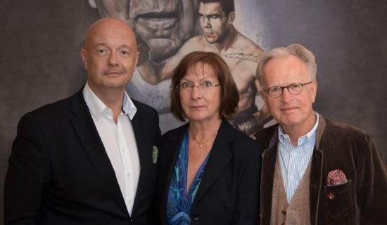 Vorstand der Max-Schmeling-Stiftung